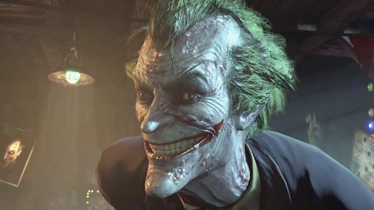 Mark Hamill Reads Joker-Like Donald Trump Tweet As The Joker