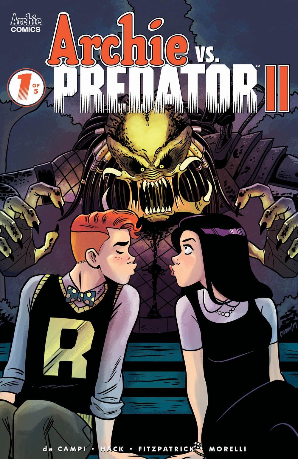 Image: Derek Charm, Archie Comics