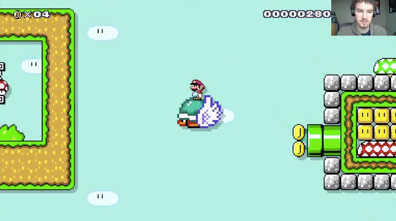 I've Found My New Favourite Mario Maker Level Designer