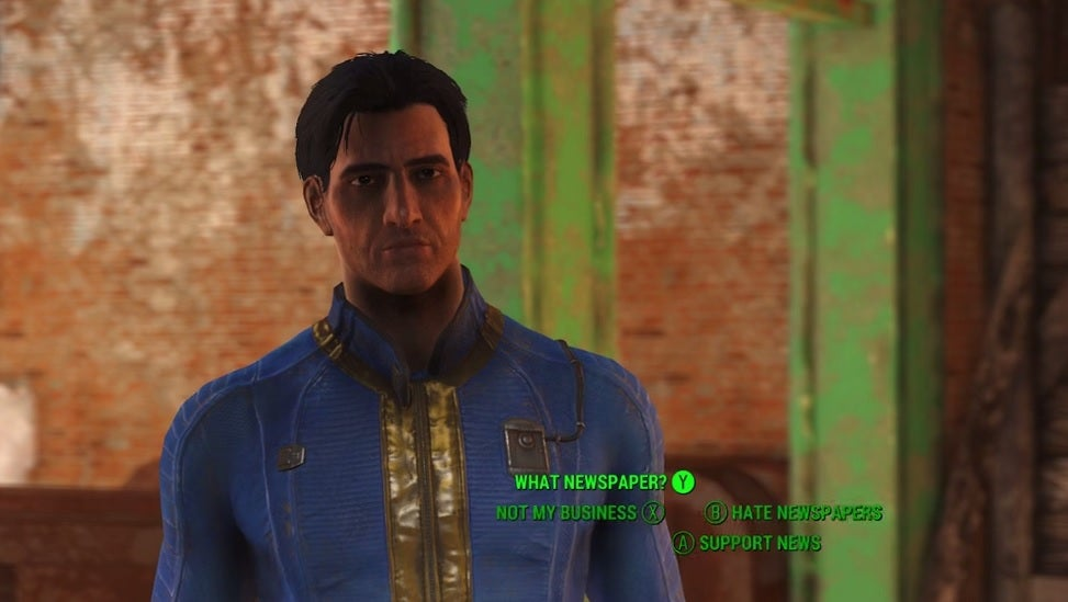 Fallout 4 is not the fallout fans fell in love with kotaku australia fallout 4 is not the fallout fans fell in love with solutioingenieria Image collections