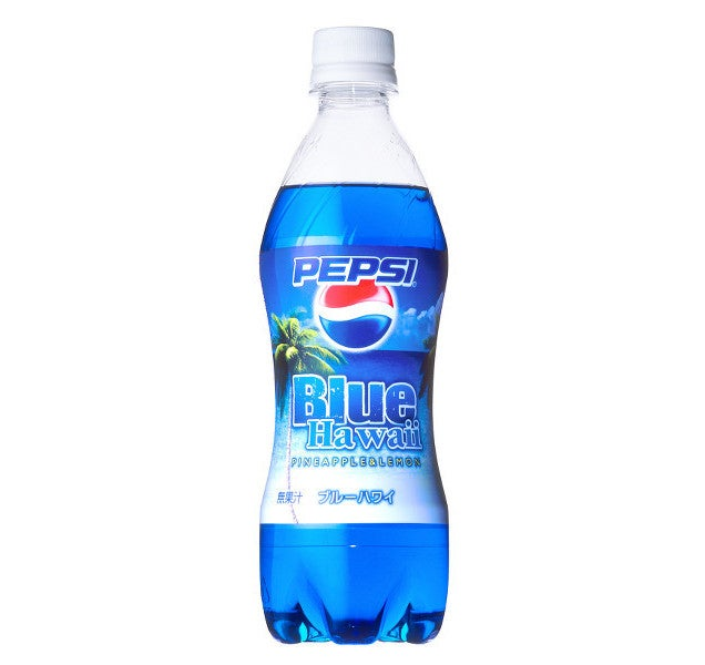 The Wild World of Japanese Pepsi Flavours