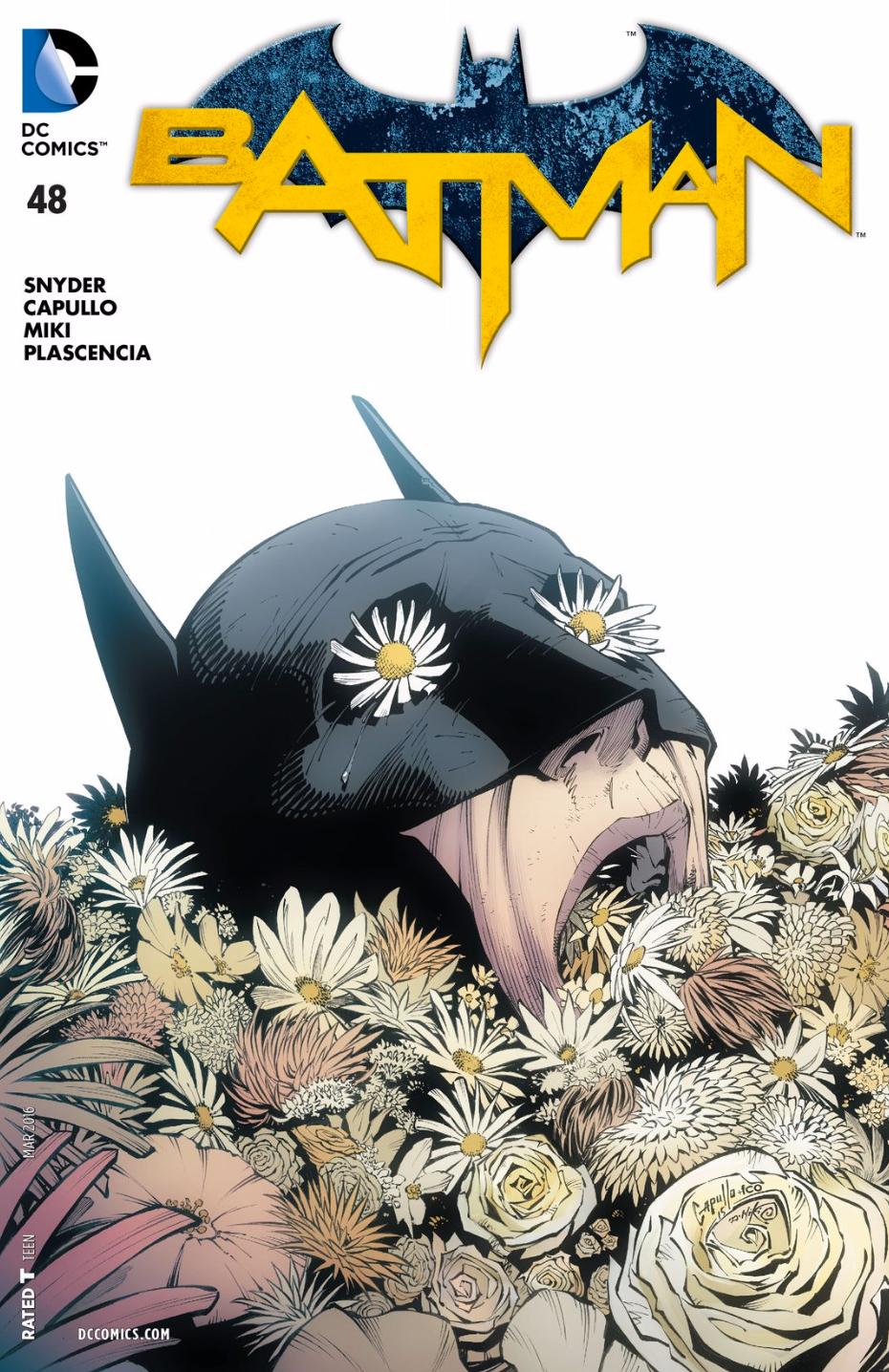 Bruce Wayne Doesn't Want to Be Batman Again