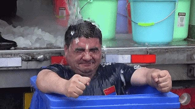 Chinese Billionaire Denies Faking an Ice Bucket Challenge
