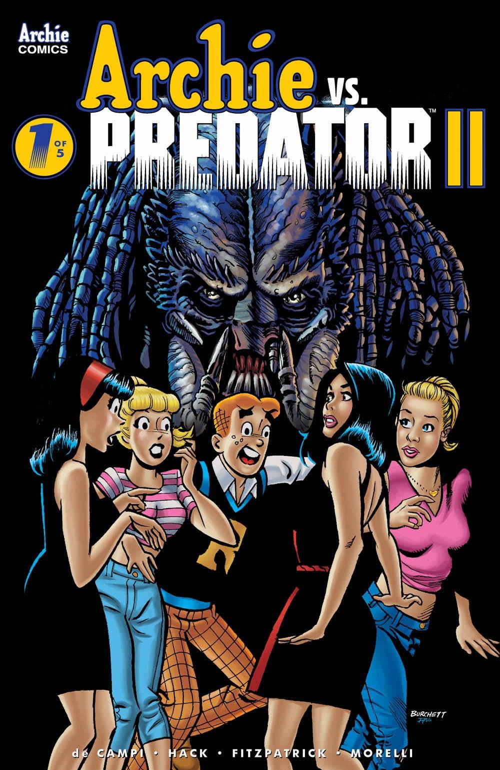 Image: Rick Burchett, Archie Comics