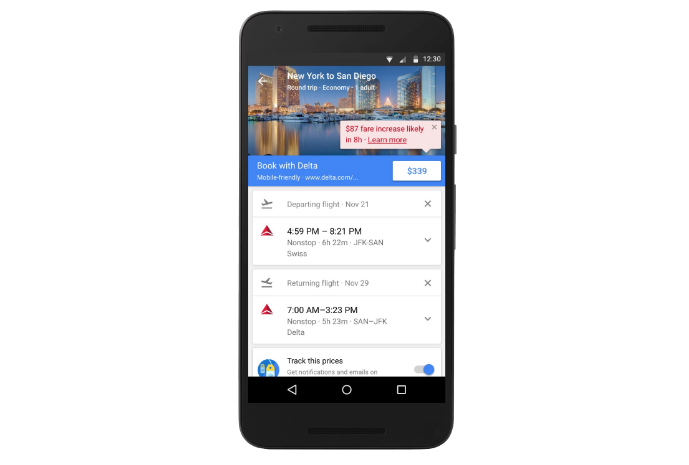 Google Flights And Hotels Upgrade To Make It Even Easier To Get The Best Prices