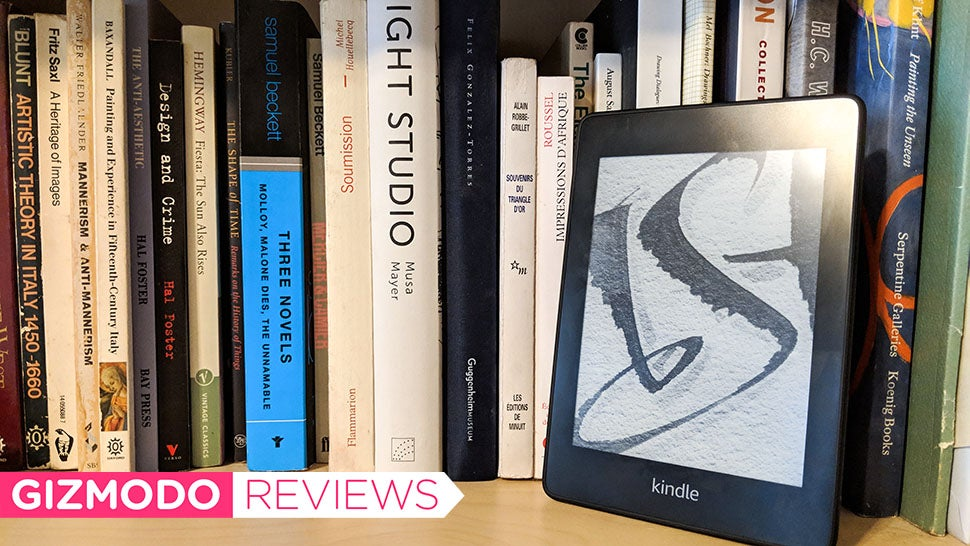 The Amazon Kindle Paperwhite Is A Delight
