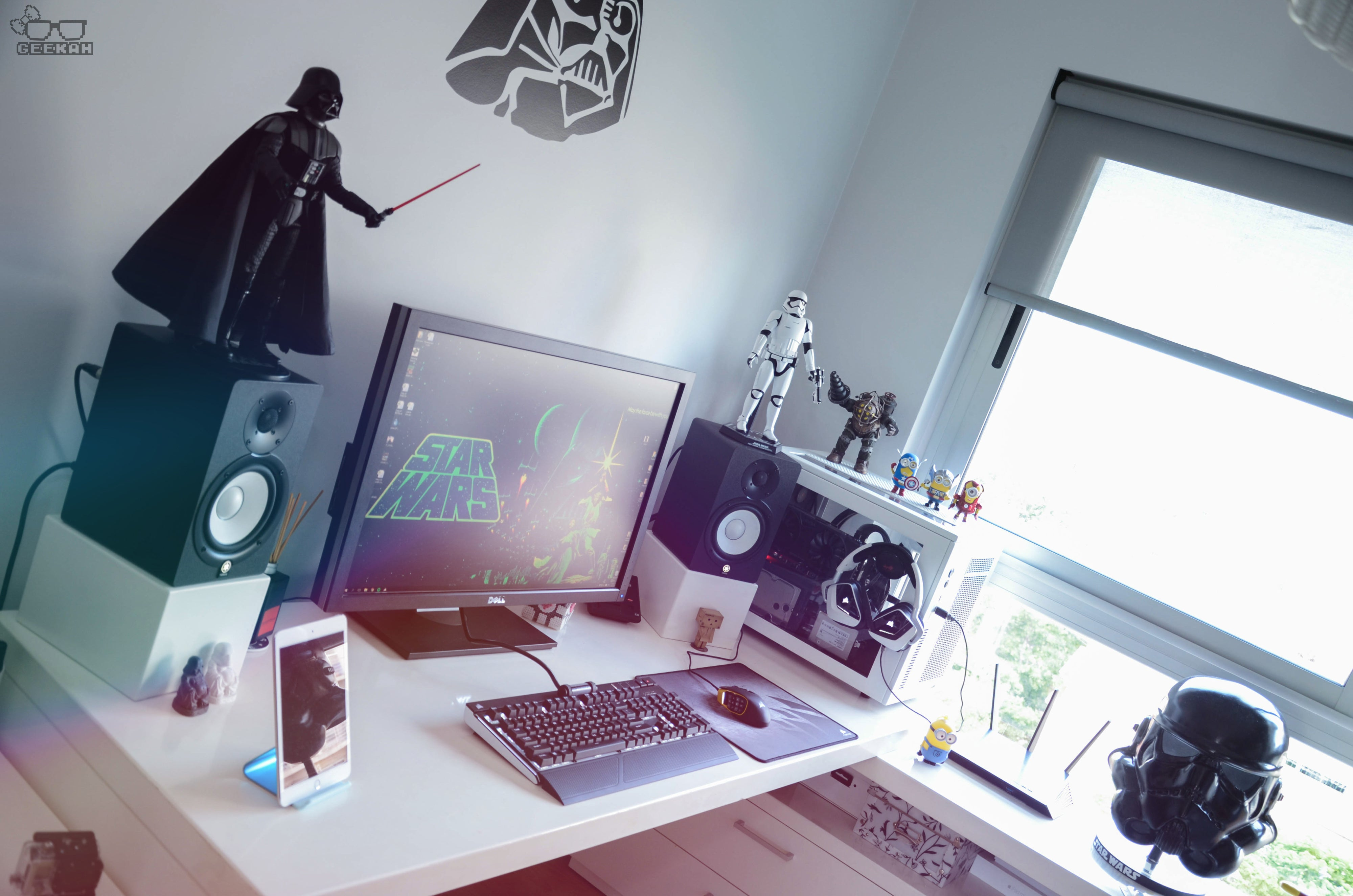 The All Star Wars Workspace