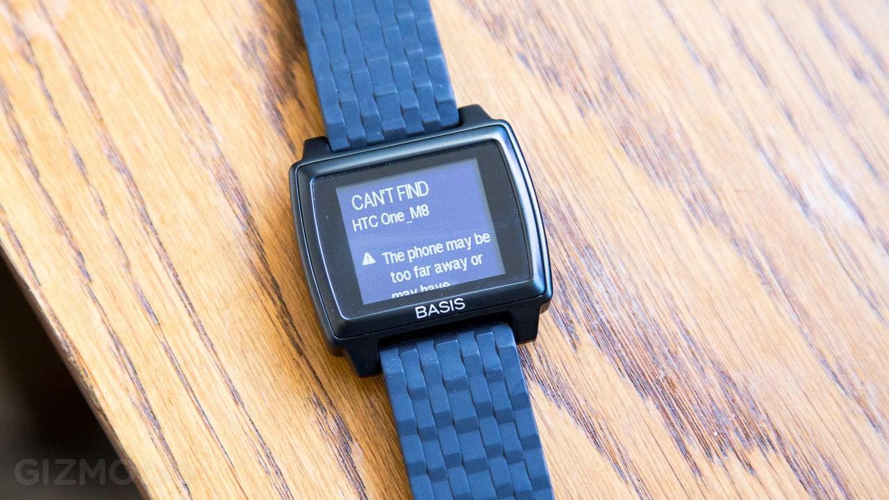 The Basis Peak Fitness Tracker Won't Replace Your Smartwatch