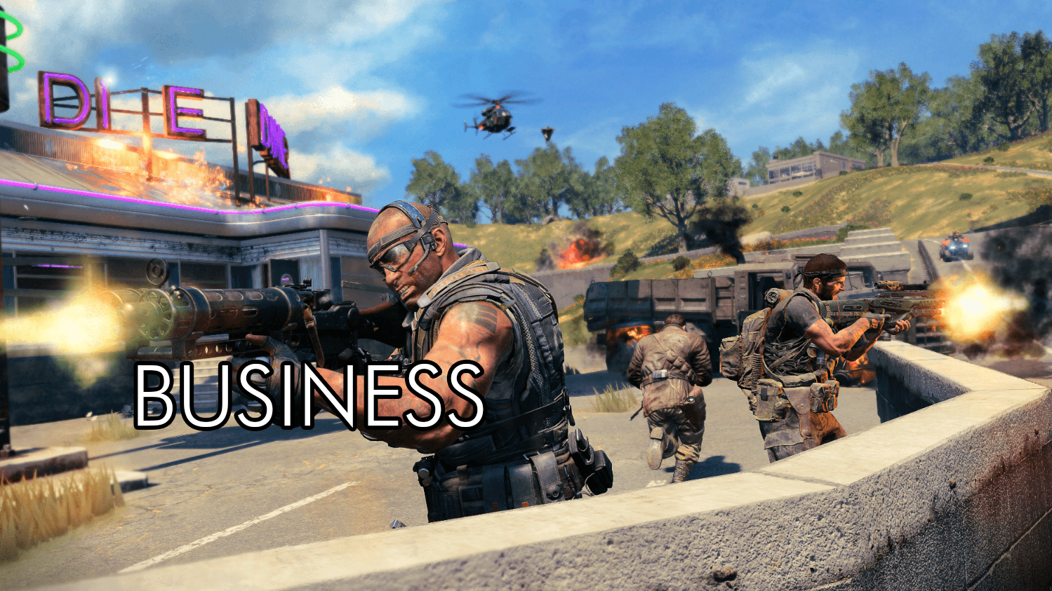 This Week In The Business: Always Bet On Black (Ops)
