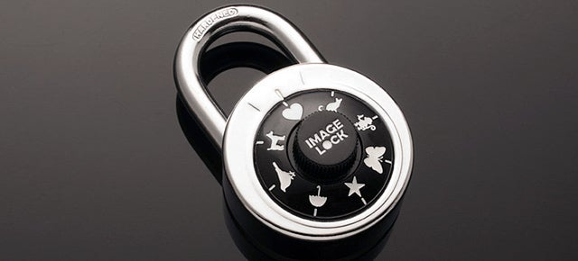 Remembering a Lock's Combination Might Be Easier With Pictures