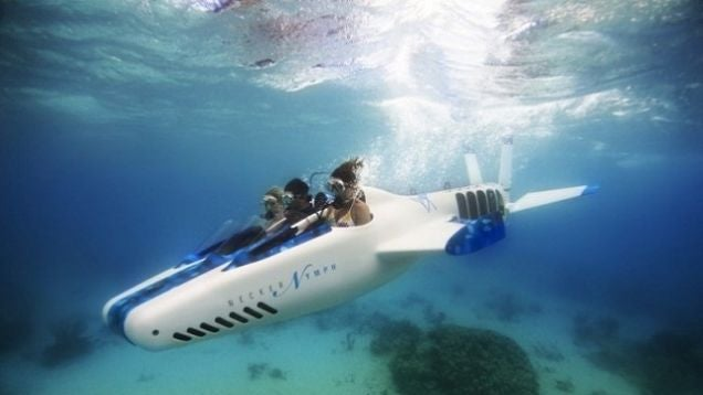 Virgin Is Cancelling Its Deep-Ocean Mission