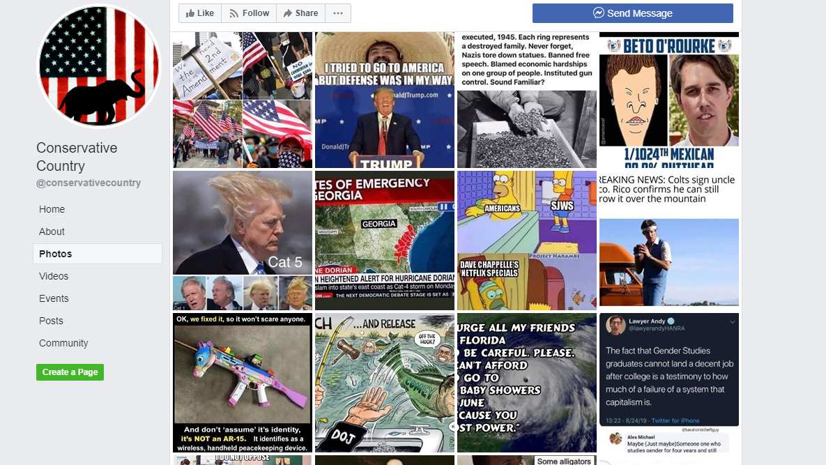 Report: Major American Political Website's Owners Secretly Running Far-Right Facebook Page