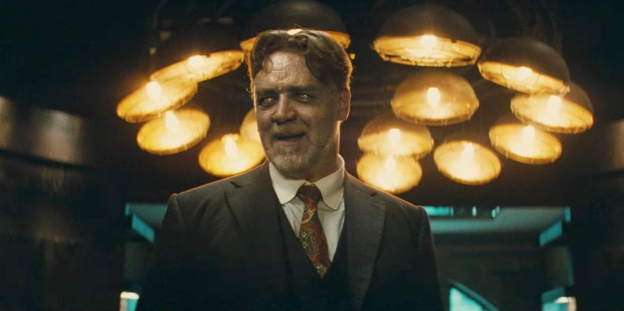 The Mummy Unleashes The First Peek At Russell Crowe's Mr Hyde