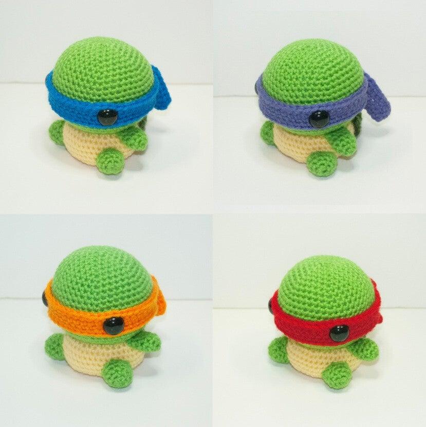 Even Crocheted Pokémon Need Rest After Battle