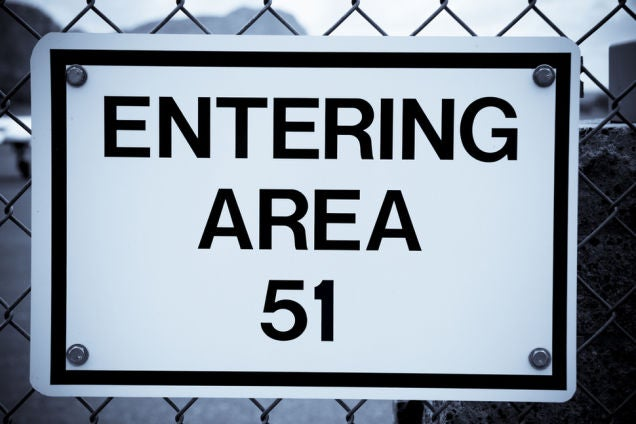 Why Is It Called Area 51?
