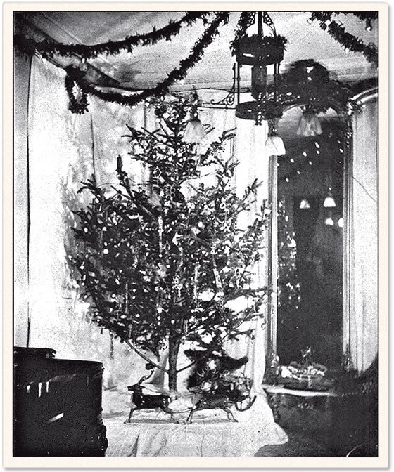 Lighting Of Christmas Tree 2014: The Very American History Of Christmas Lights