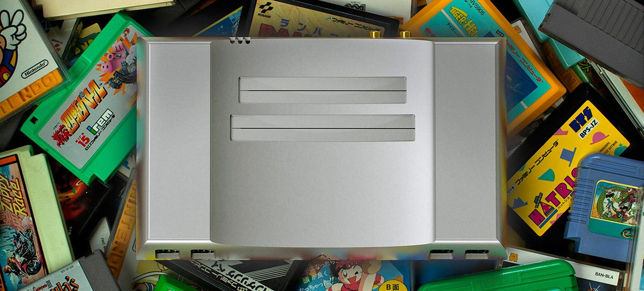 A Gorgeous NES Clone Made From A Solid Block Of Aluminium