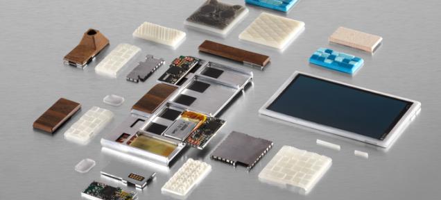 Project Ara Has a New Modular Phone Rival