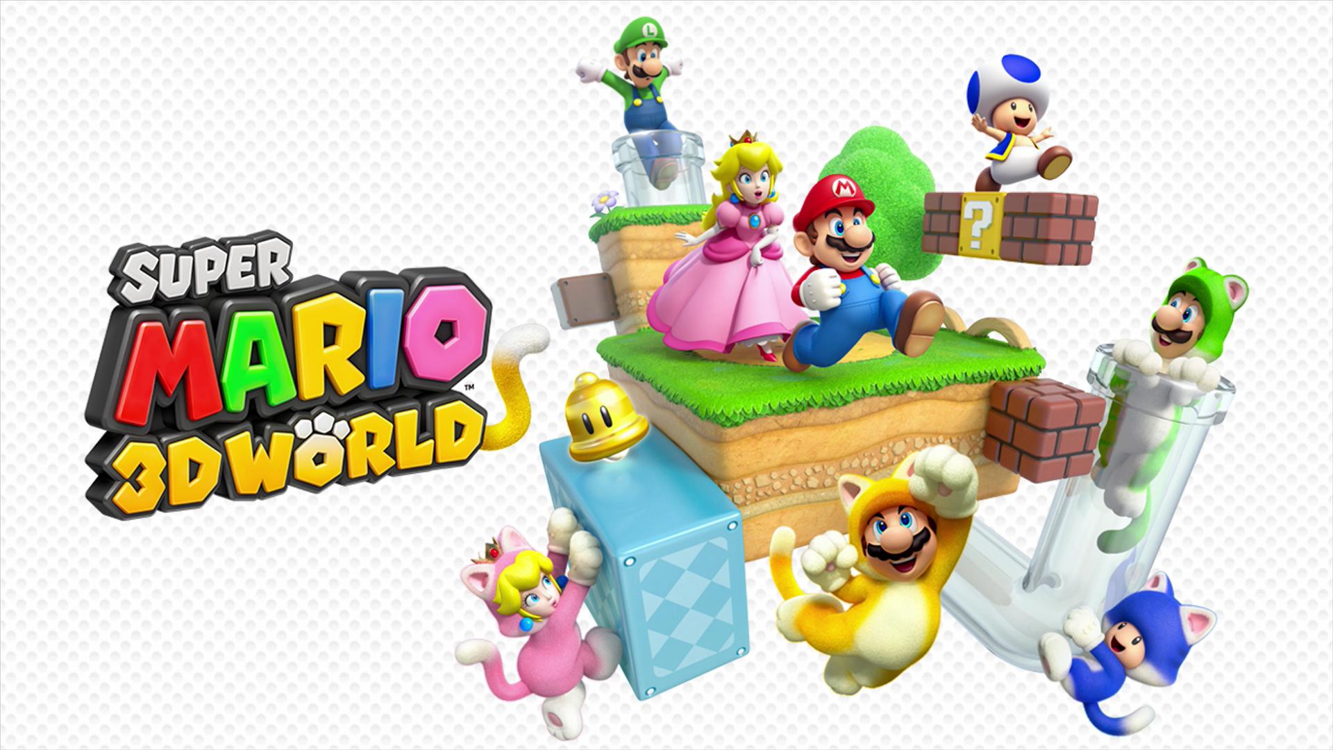 Wii U Art Dump Takes Care Of Your Desktop Wallpaper Needs