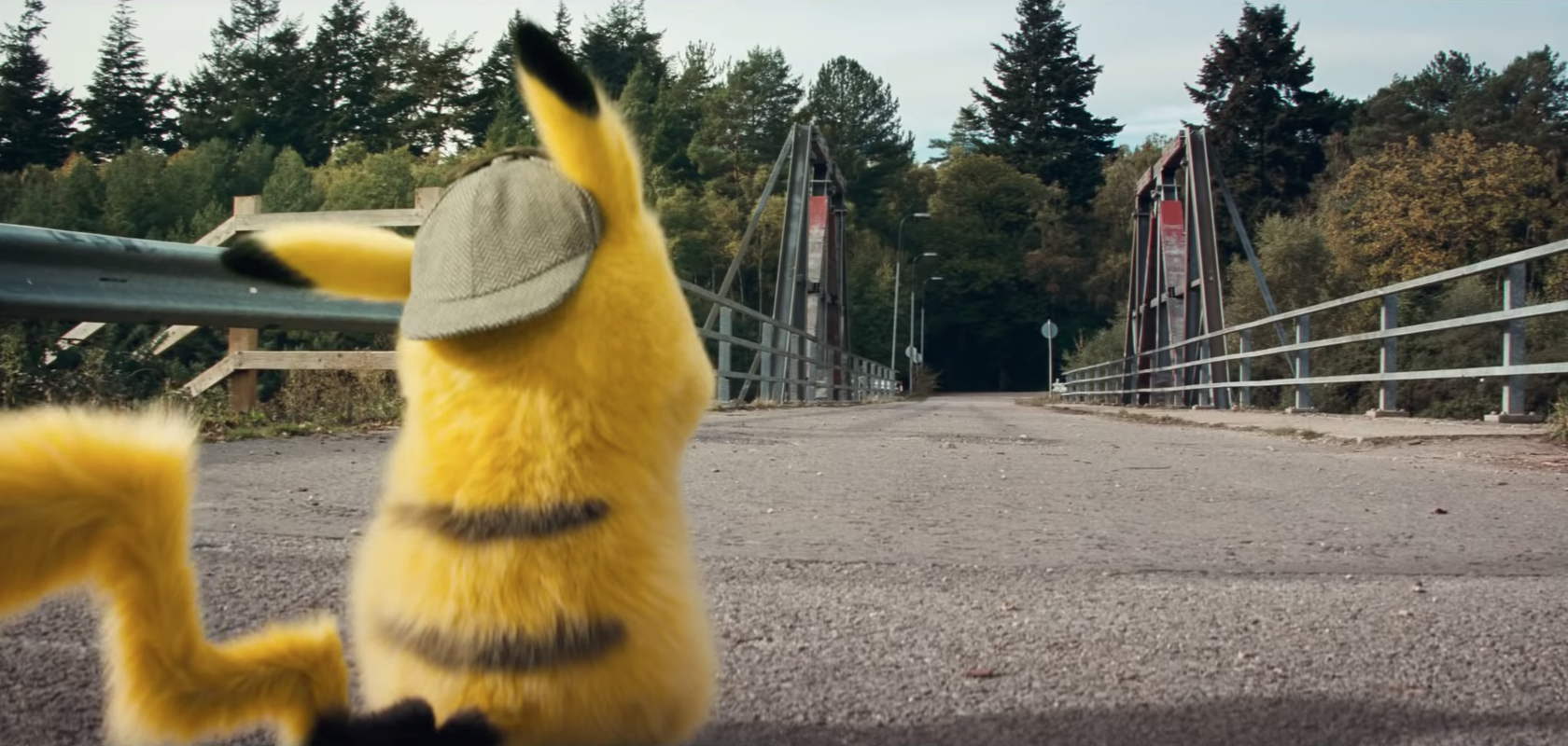 How Hollywood Didn't Screw Up The Detective Pikachu Movie
