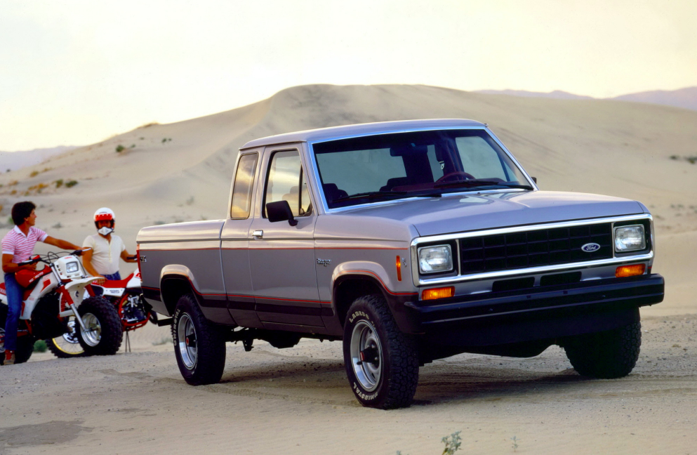 The Old Ford Ranger Actually Had Some Awesome Suspension