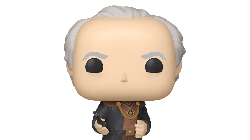 Forget The Baby Yoda, It's The Werner Herzog Funko Pop I Want