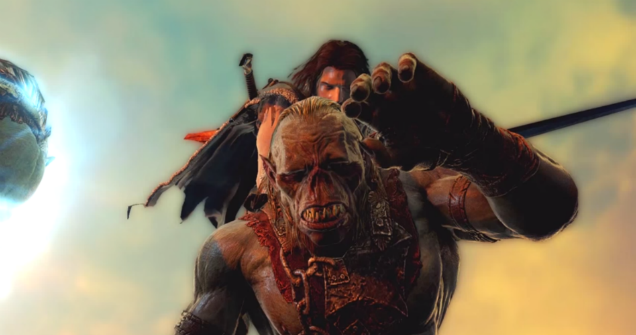 Violent Shadow Of Mordor Montages Are Tragic, Pretty