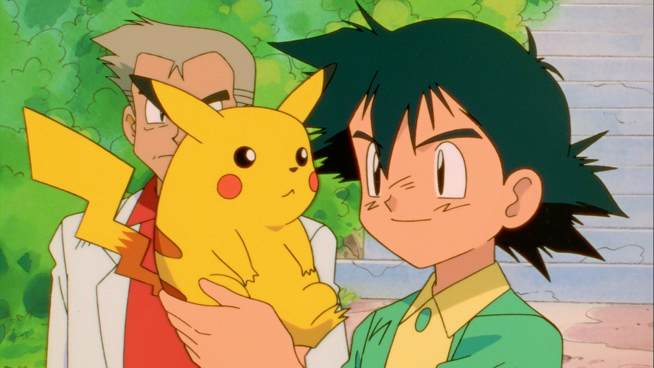 The Pokémon Anime Aired For The First Time In The U.S. 21 Years Ago