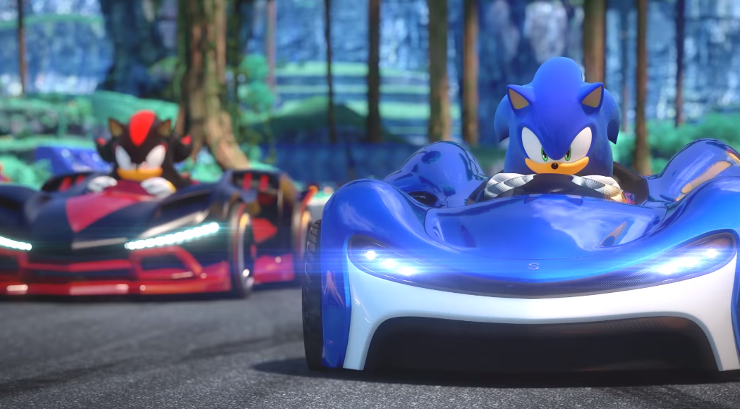 Team Sonic Racing Could Have Been A Lot Weirder