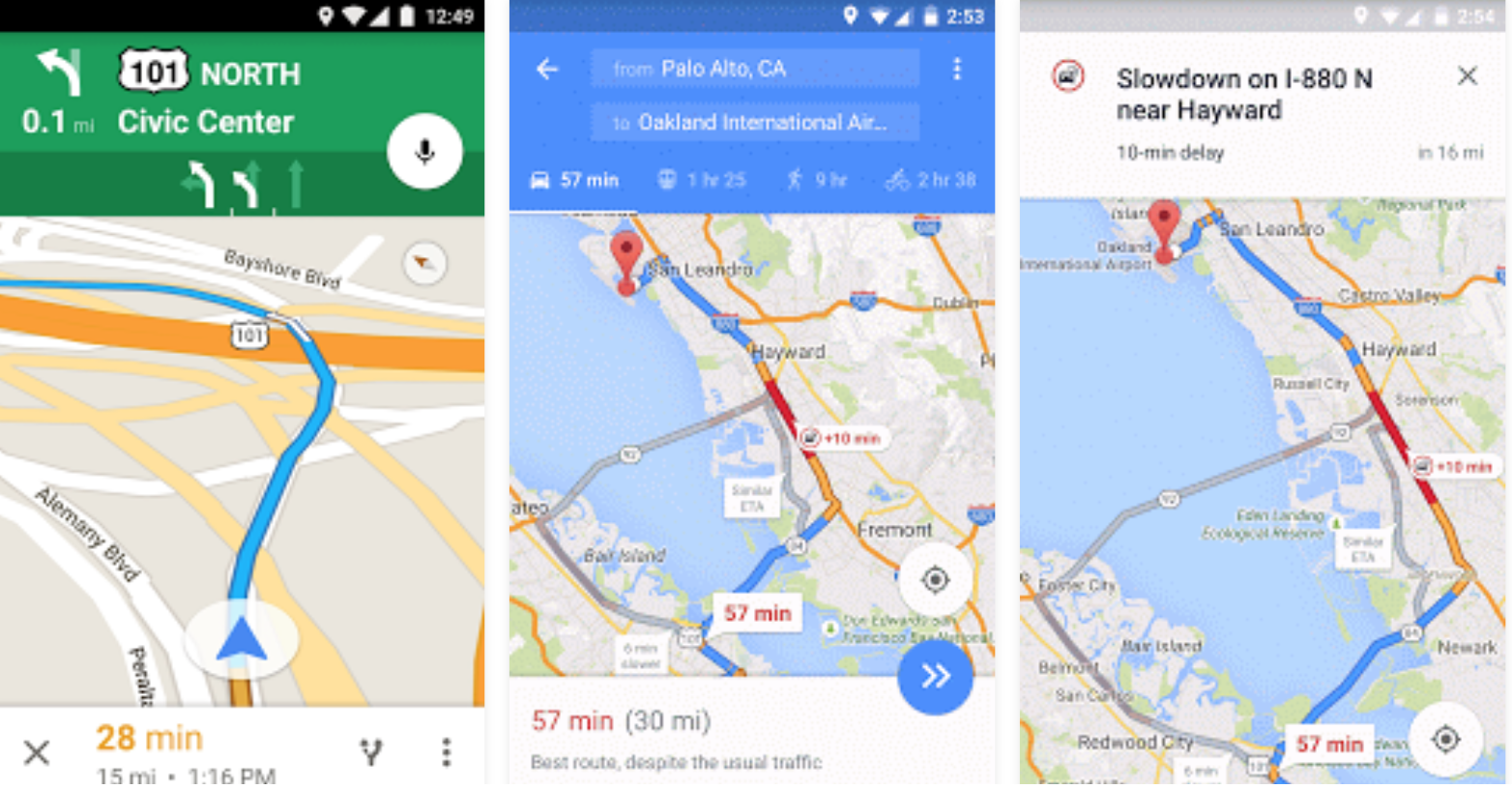 Google Maps's Next Trick: Working Out Your Destination Without Asking