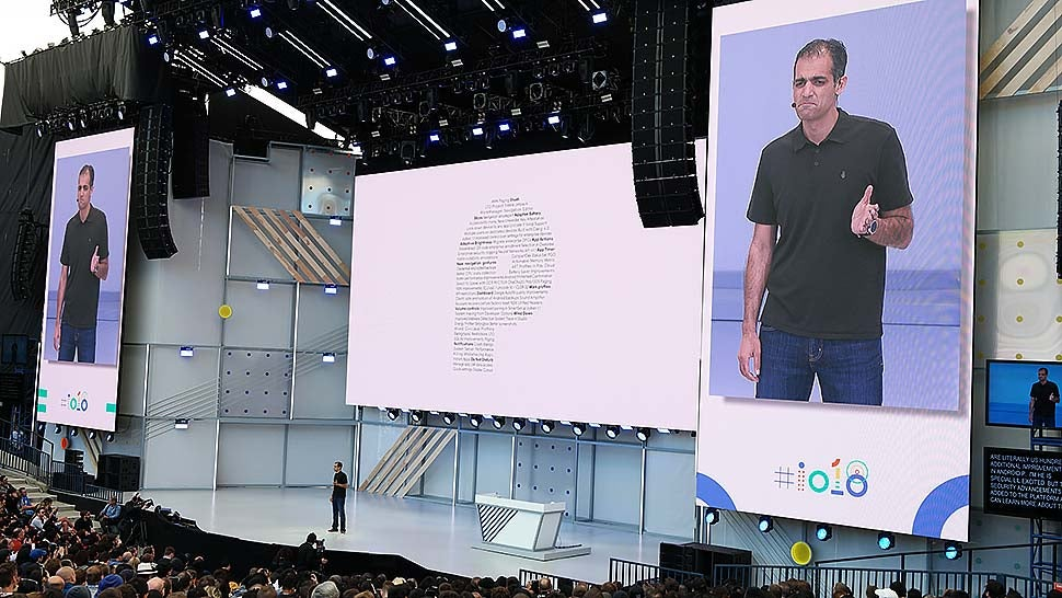 Everything We Learned About Android P At Google I/O