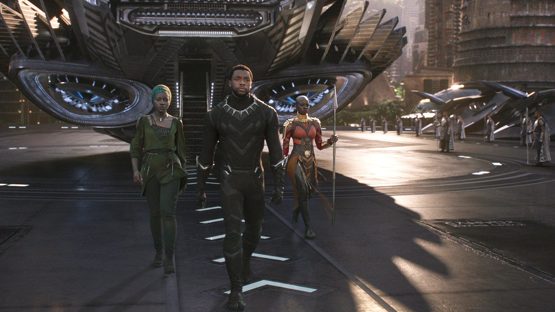 Black Panther Just Won Its Third Oscar, For Best Original Score