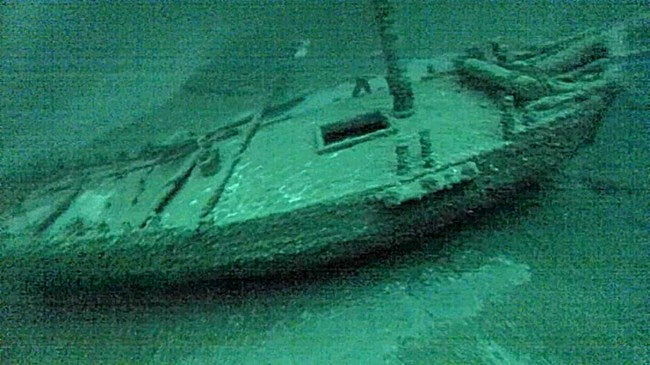 Shipwreck Hunters Bag An Amazing Discovery At The Bottom Of Lake Ontario