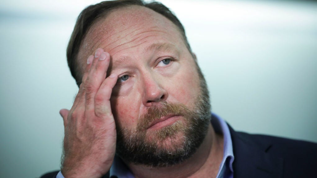 Infowars And Prison Planet Belatedly Banned From PayPal For Obvious Reasons