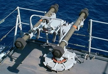 France's New Ship-Defence Turret Is a Remote Controlled Missile Launcher