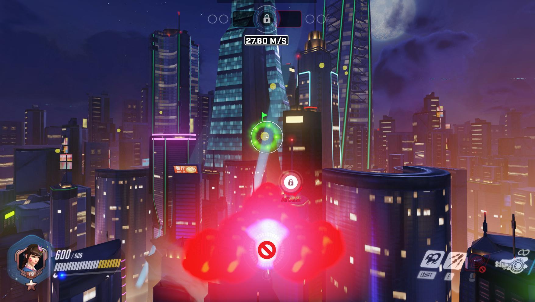 Overwatch Modder Turns Heroes Into Racing Aeroplanes