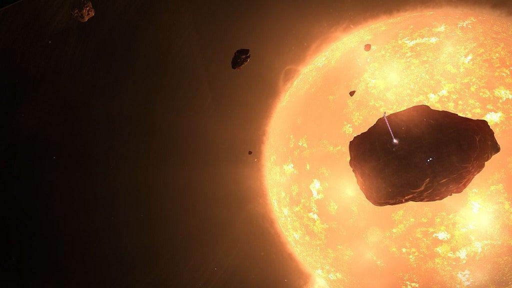 The Art Of Elite: Dangerous' Space Photographers