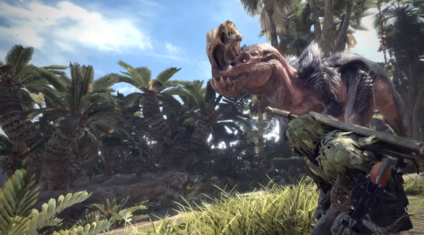 Monster Hunter World's Real Star Is Nature Itself