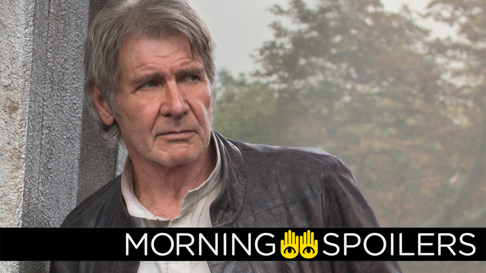 We May Need To Wait A Little Longer For The Han Solo Movie