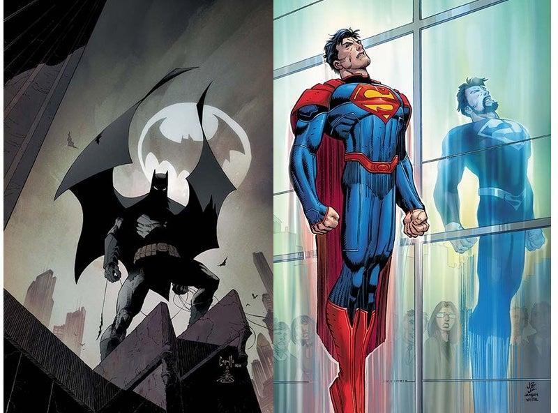 DC Comics Is Making Big Changes (Again) to Superman and Batman