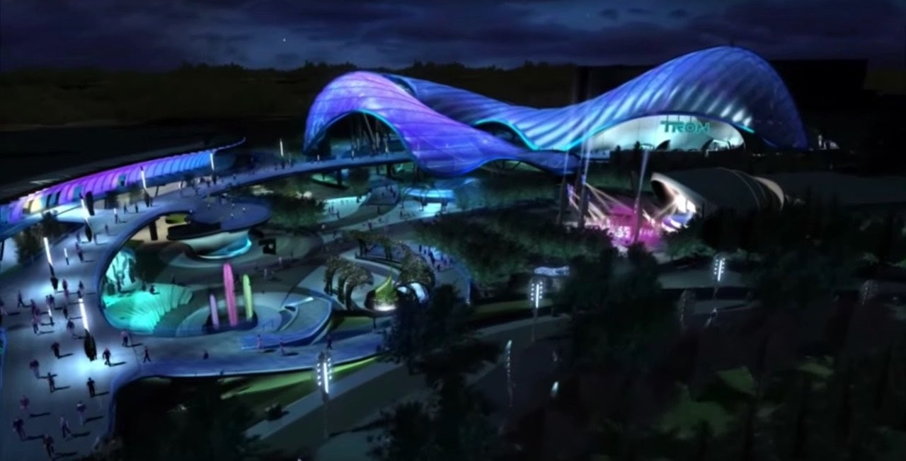 The Coolest Rides Coming to Shanghai Disneyland