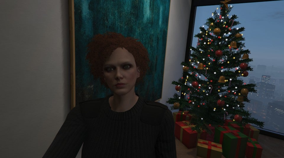 GTA V Spreads Holiday Cheer with Mines and Homing Rockets (Update)