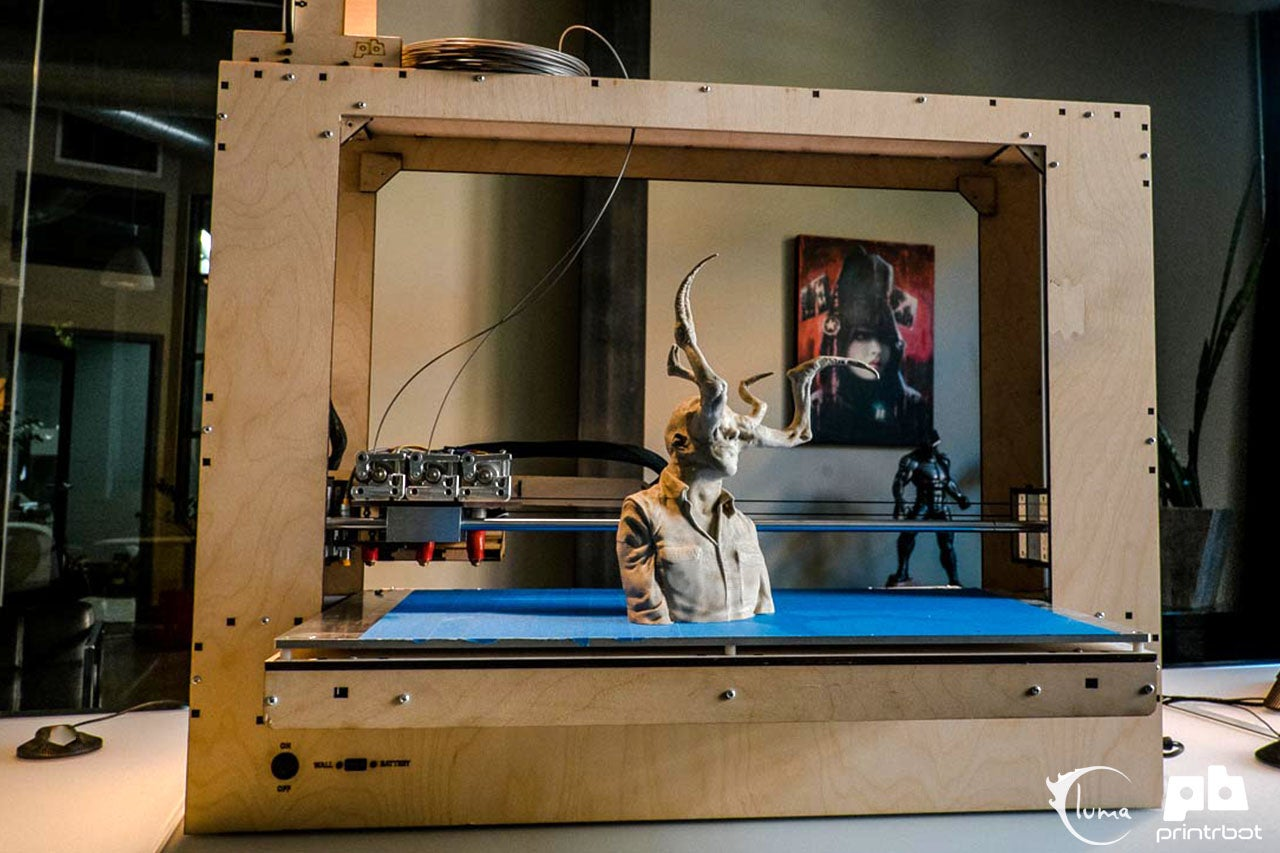 How 3D Printing Is Making Better Movie Monsters