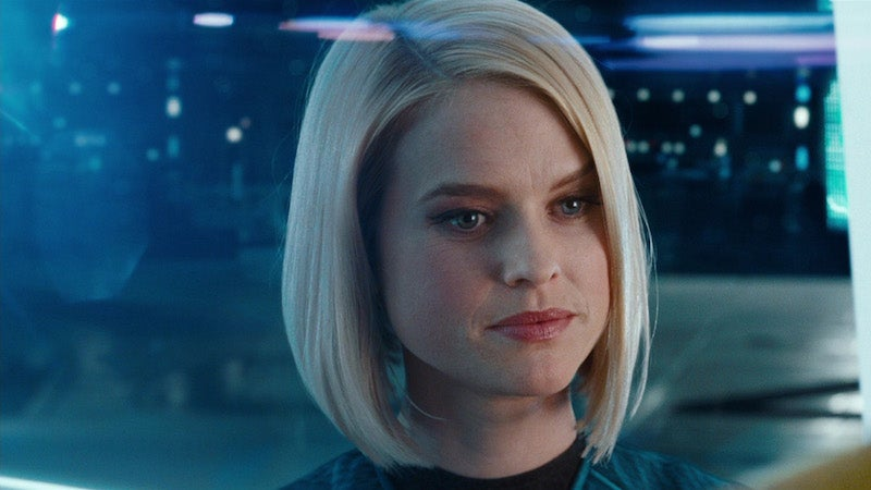 Oh, That's Where Carol Marcus Was DuringStar Trek Beyond