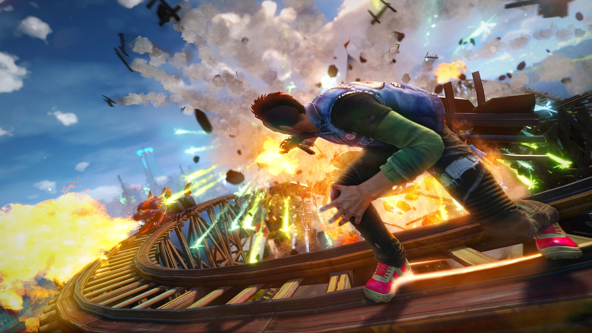 Stephen And Kirk Are Getting Back Into Sunset Overdrive