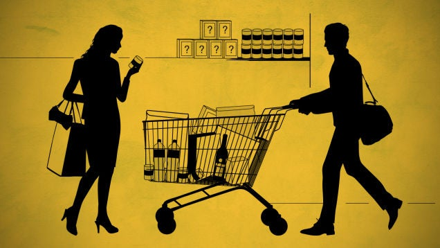 Top 10 Mistakes We Make When Supermarket Shopping (And How to Fix Them)