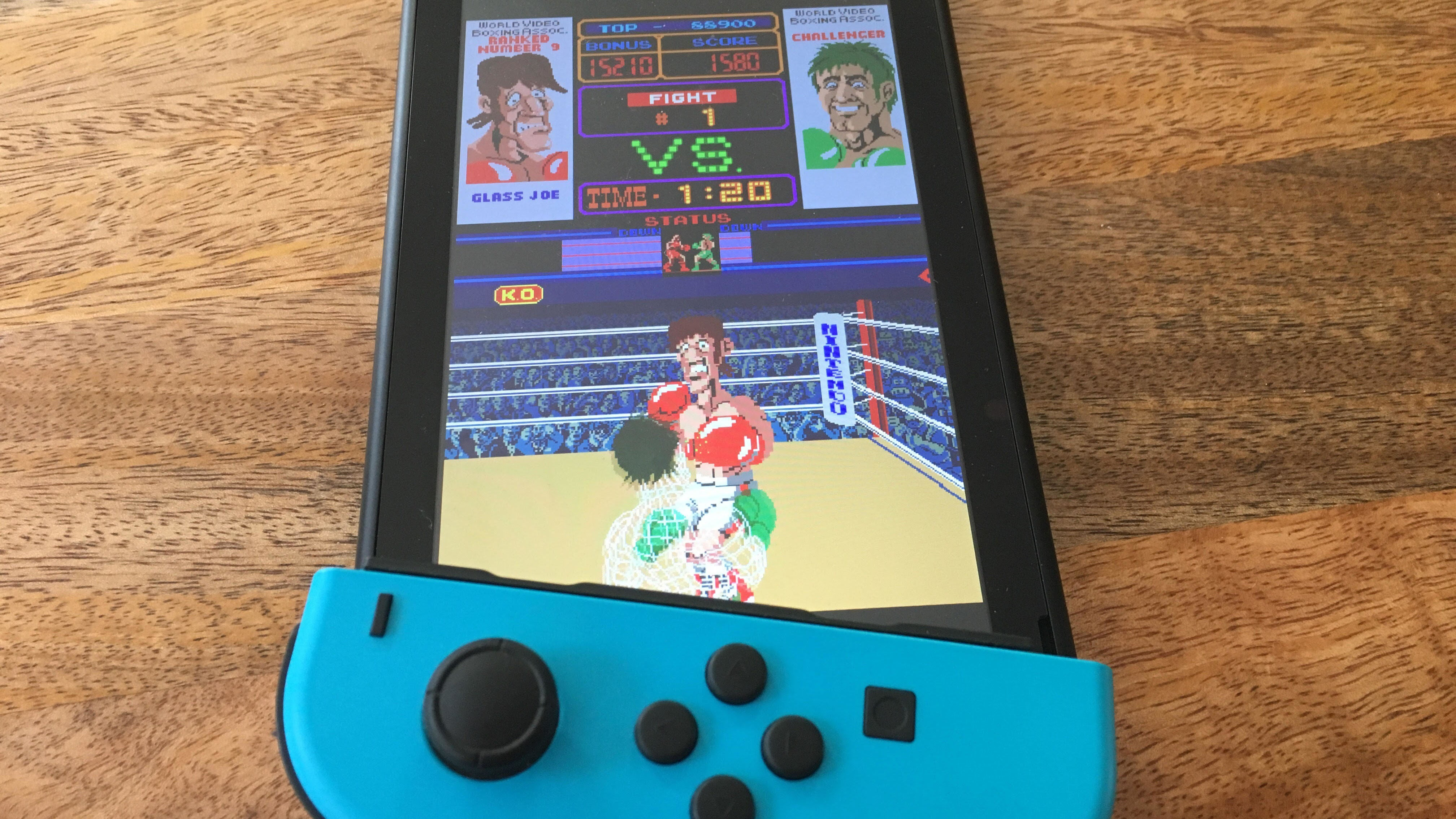 The Original ArcadePunch-OutPlays Great On Switch