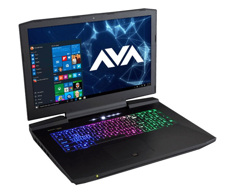 AVADirect Avant P870DM-G Laptop Review: What A Difference A Desktop GPU Makes
