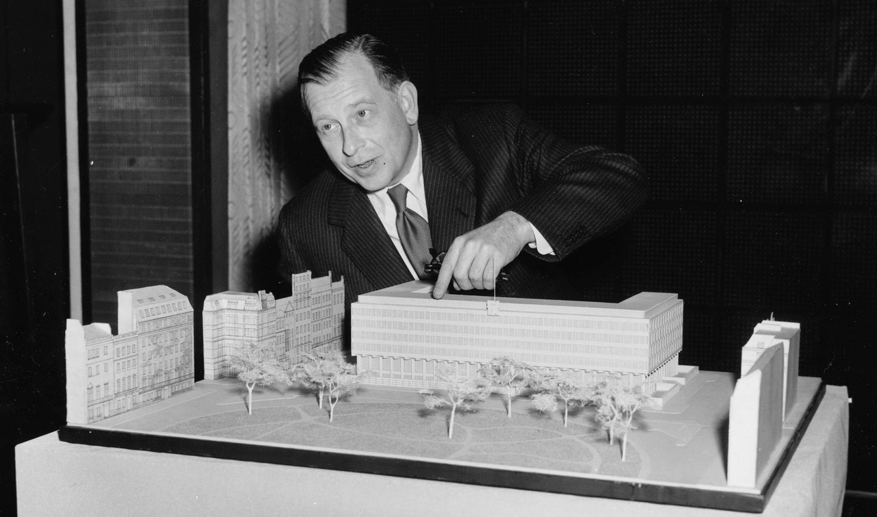 Iconic Architect Eero Saarinen Designed Weapons And 'Devices' For The CIA
