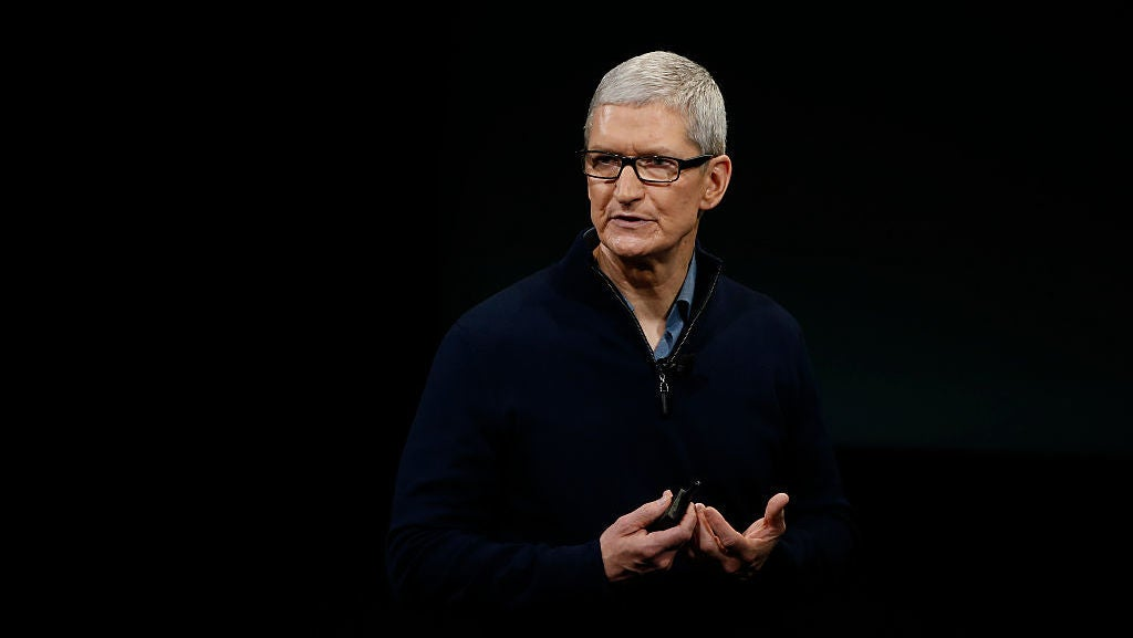 Tim Cook Sends Memo To Apple Staff Condemning Departure From Paris Agreement